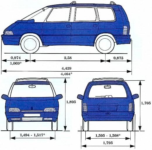 Download Renault Espace Je Series Complete Workshop