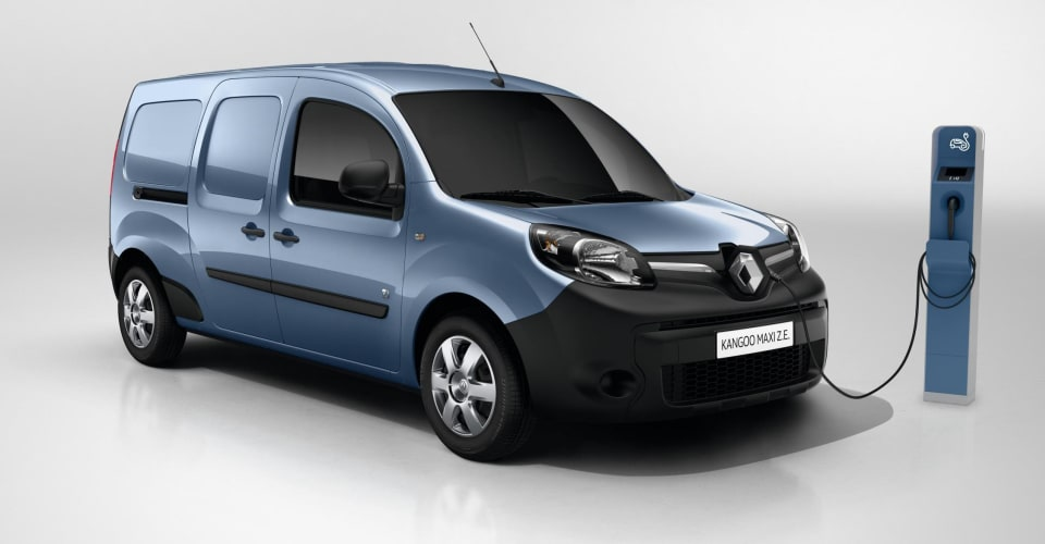 download Renault KANGOO Electric s workshop manual