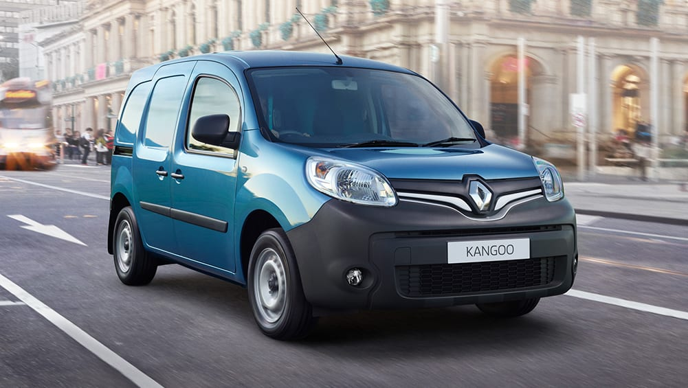 download Renault Kangoo II workshop manual