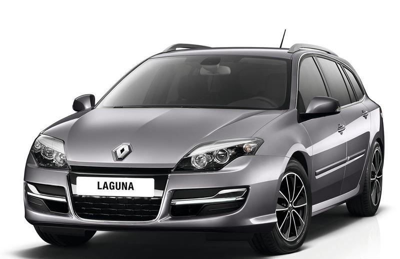 download Renault Laguna Estate workshop manual