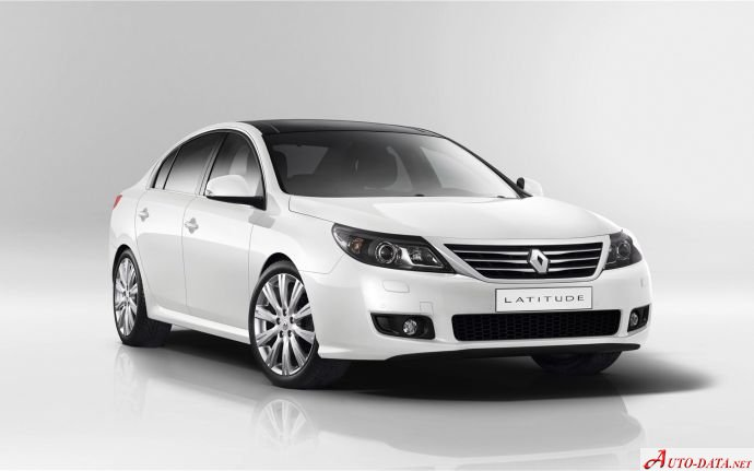 download Renault Latitude workshop manual
