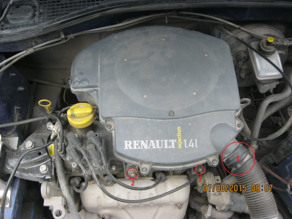 download Renault Logan workshop manual