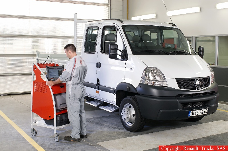 download Renault Mascott workshop manual
