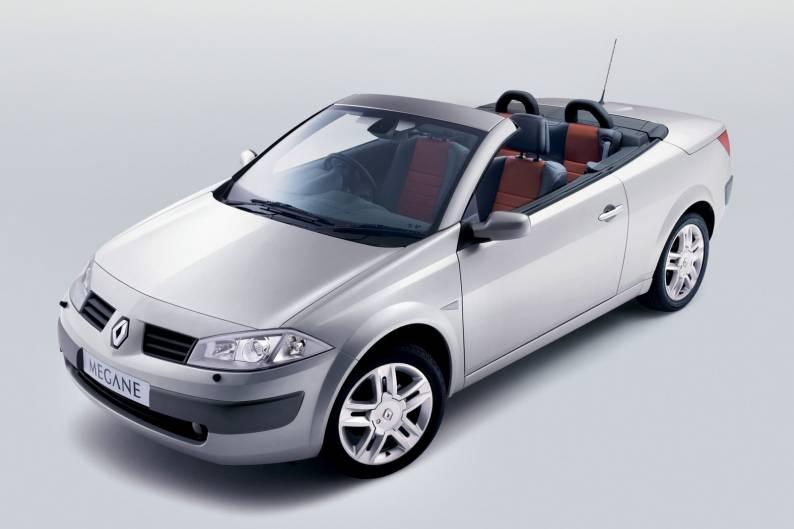download Renault Megane Cabriolet workshop manual