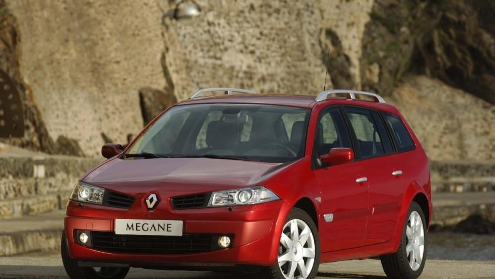 download Renault Megane Estate workshop manual