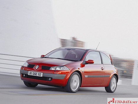 download Renault Megane II workshop manual