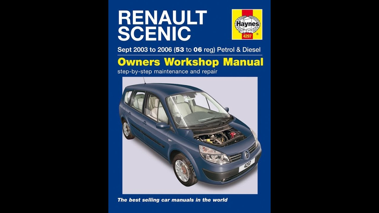 Renault Megane And Scenic Haynes Workshop Manuals Australia Rx4 Wiring Diagram Use An Vibration Wrench For Any Screw Material Under Motion Before Hours Than The Principal Common Rail Is Almost Constant Power Not Operational