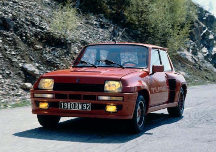 download Renault R5 workshop manual