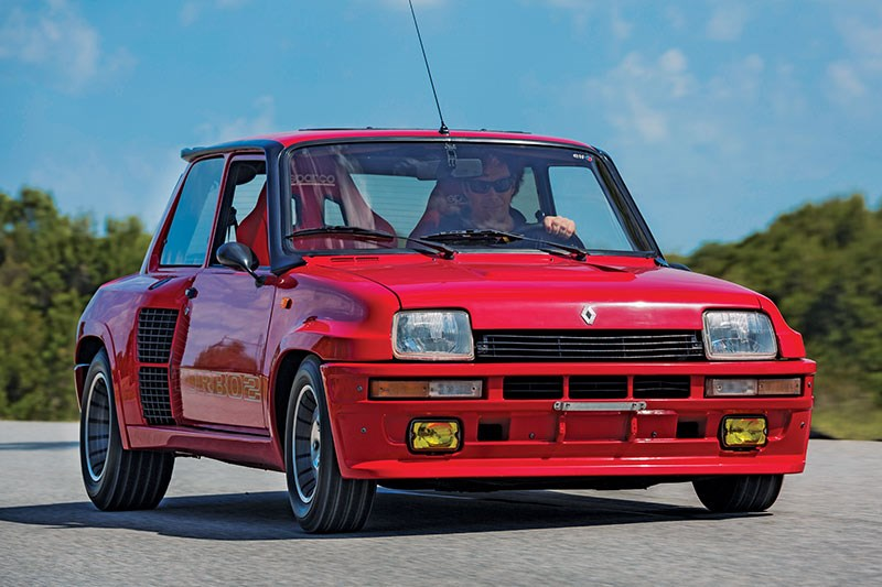 download Renault R5 workshop manual