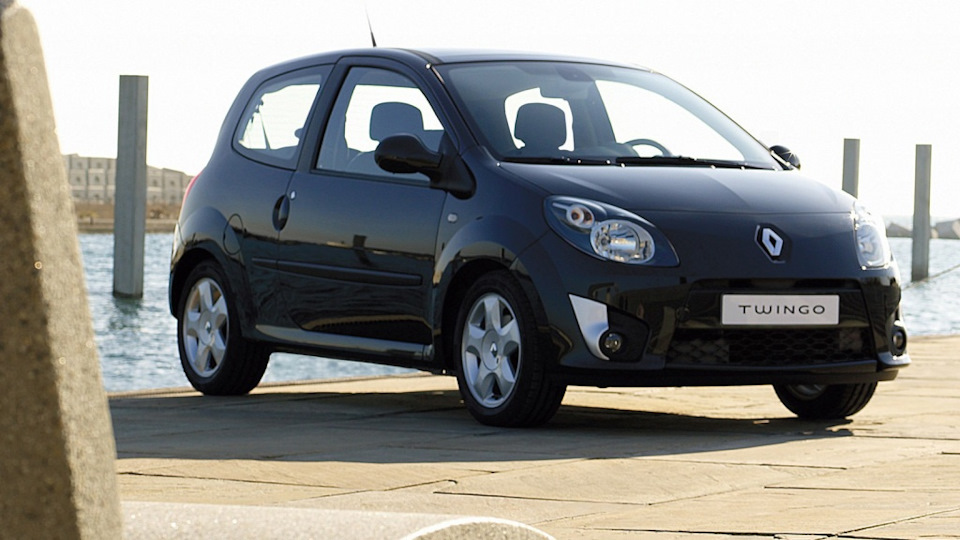 download Renault Twingo II workshop manual
