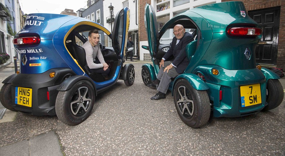download Renault Twizy workshop manual