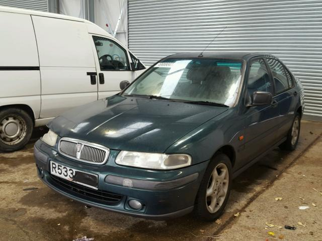 download Rover 420 workshop manual
