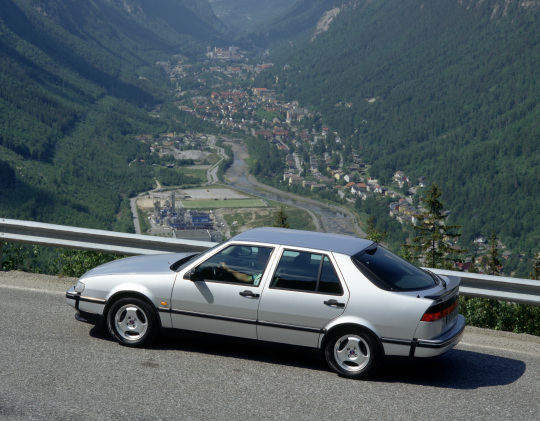 download SAAB 9000 workshop manual
