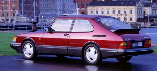 download SAAB 900Models workshop manual