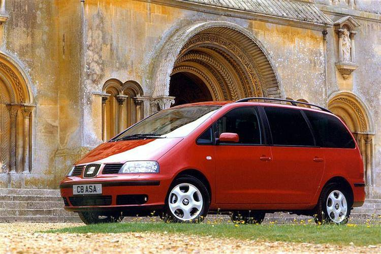 download SEAT ALHAMBRA MK1 workshop manual