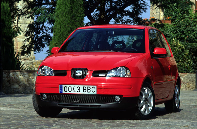 download SEAT AROSA workshop manual