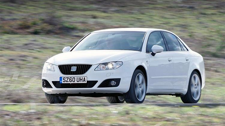 download SEAT EXEO workshop manual