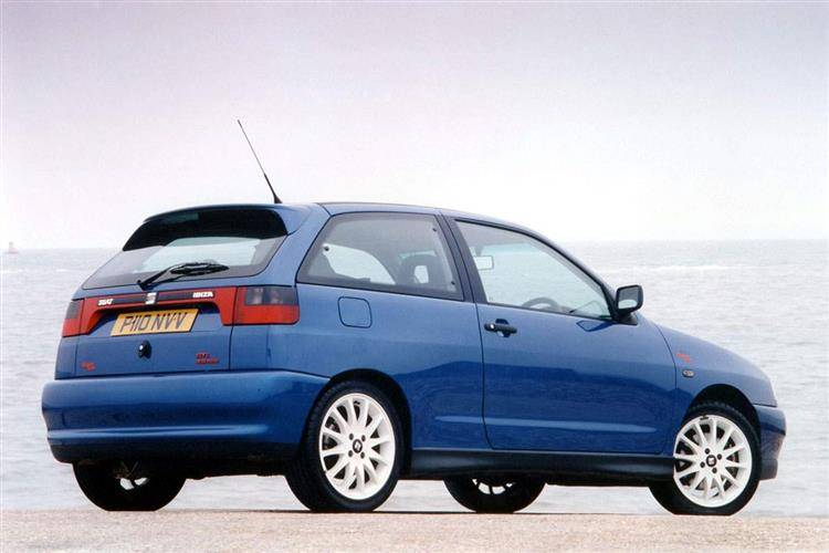 download SEAT IBIZA MK2 workshop manual
