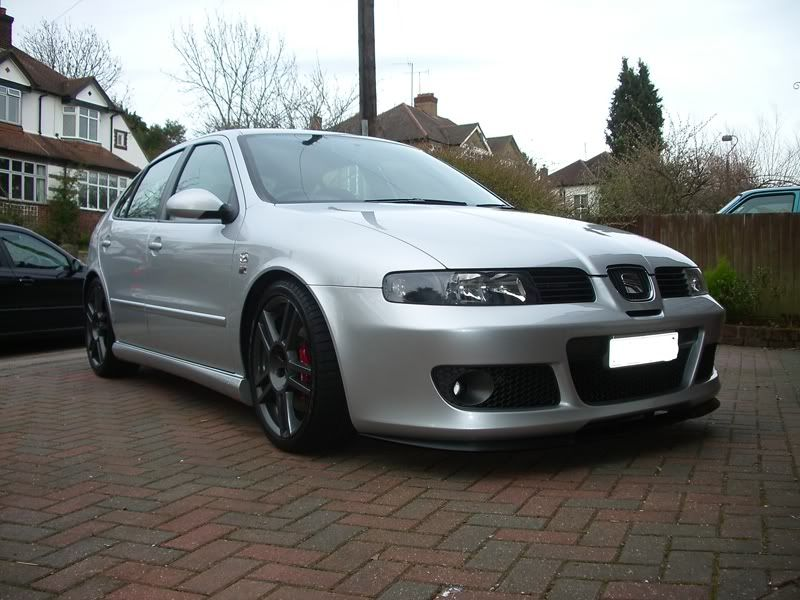 download SEAT LEON CUPRA MK1 workshop manual