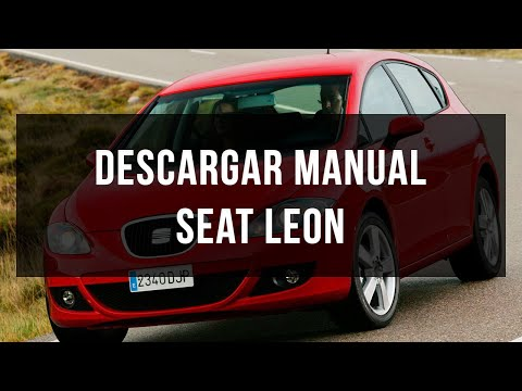 download SEAT LEON MK1 workshop manual