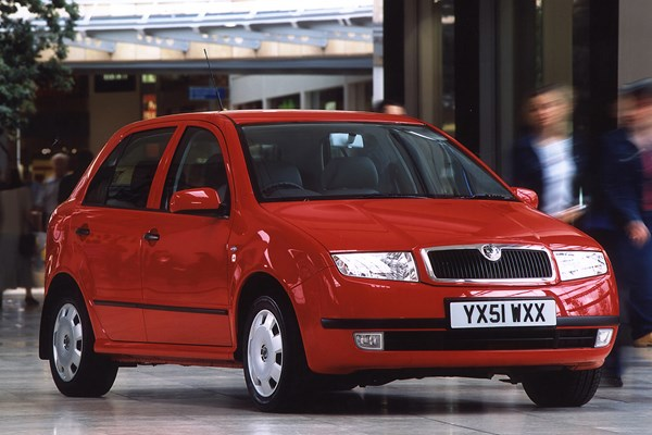 download SKODA FABIA MK1 workshop manual
