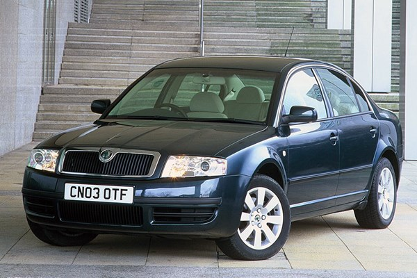 download SKODA SUPERB B5 workshop manual