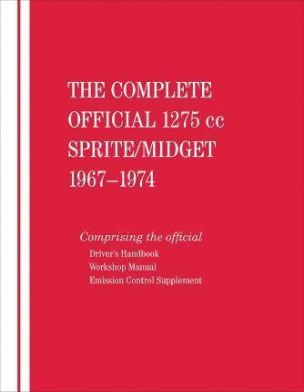download SPRITE MG MIDGER 1275 workshop manual