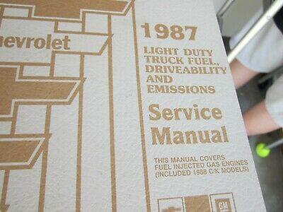 download ST 330 83 Chevrolet Light Duty Truck 10 to 30 workshop manual