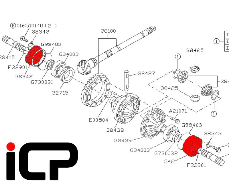 download SUBARA IMPREZA workshop manual
