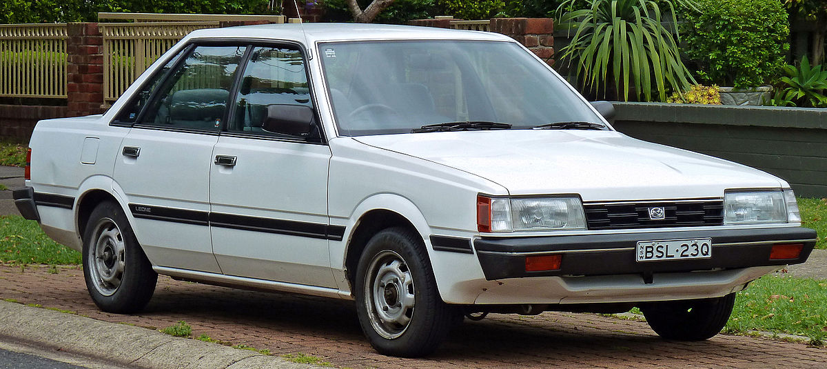 download SUBARU DL GL RX GL10 LOYALE EA82 workshop manual