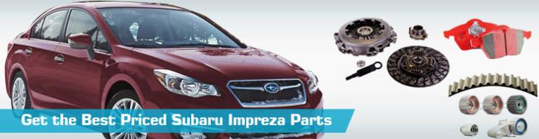 download SUBARU IMPREZA Parts workshop manual
