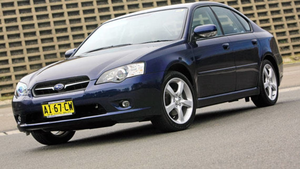 download SUBARU LIBERTY workshop manual