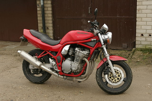 Suzuki Gsf400 Replacement Parts Manual 1991