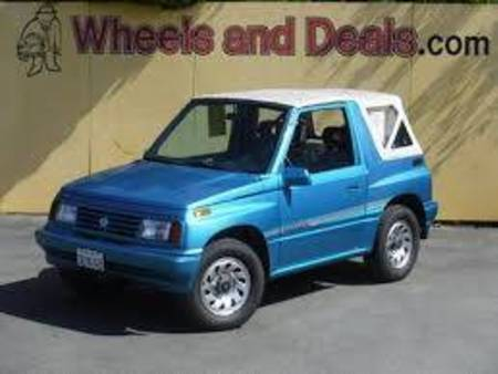 download SUZUKI SIDEKICK SAMURAI workshop manual