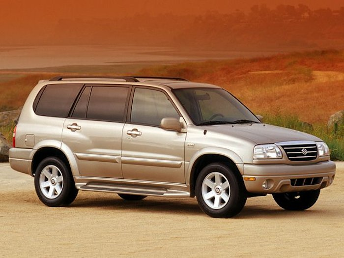 download SUZUKI XL 7Models workshop manual