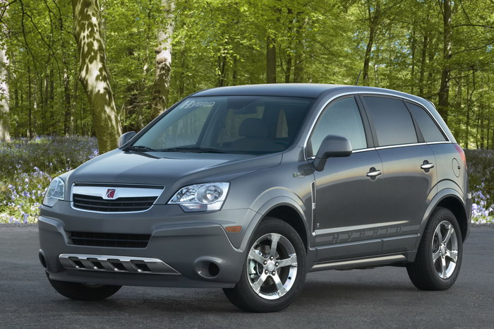 download Saturn VUE Chevrolet Captiva Sport workshop manual