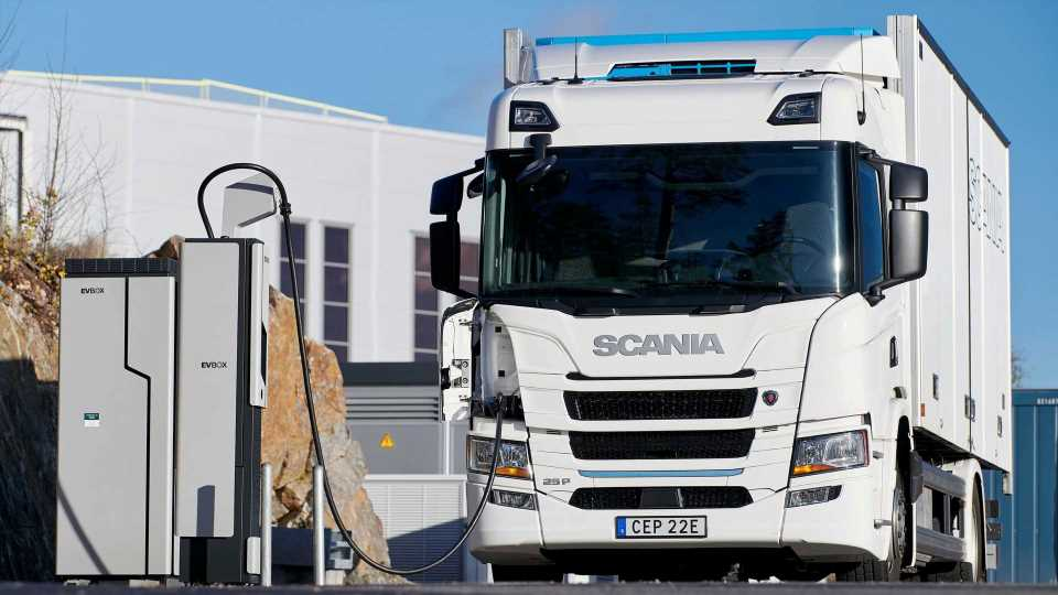 download Scania Trucks 3 4 workshop manual