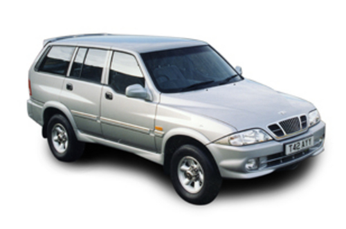 download SsangYong Musso Daewoo Musso workshop manual