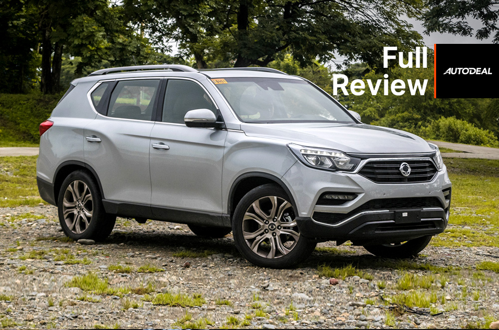 download SsangYong Rexton workshop manual