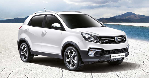 download Ssangyong Korando workshop manual