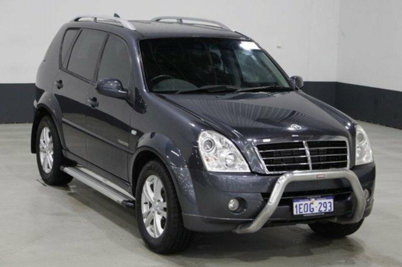 download Ssangyong Rexton Y200 workshop manual