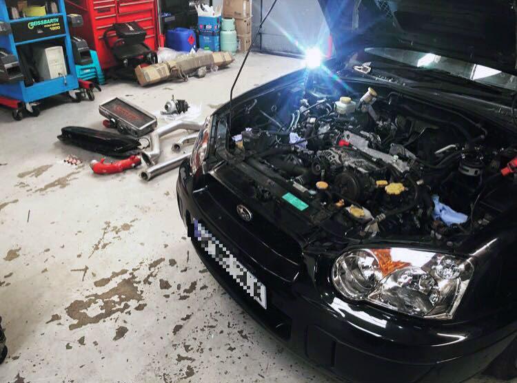 download Subaru Impreza 200 workshop manual