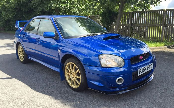 download Subaru Impreza WRX workshop manual
