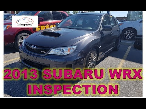 download Subaru Impreza WRX workshop manual