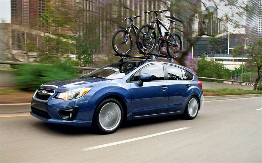 download Subaru Impreza workshop manual