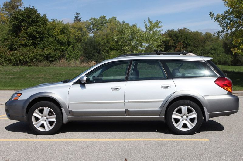 download Subaru Legacy Outback workshop manual