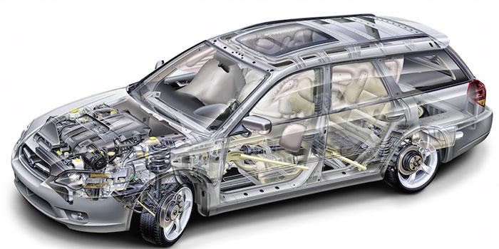 download Subaru Legacy workshop manual