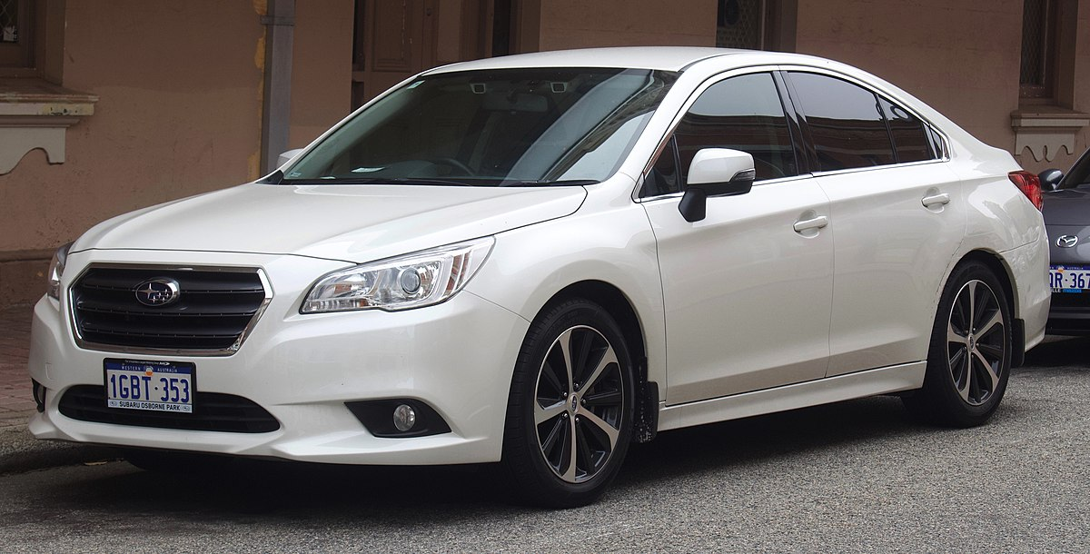 download Subaru Liberty workshop manual