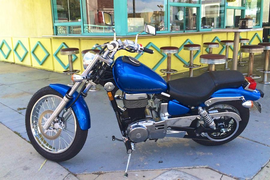 Suzuki Ls650 Savage Boulevard S40 Motorcycle Service Manual