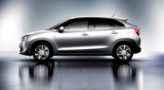 download Suzuki Baleno workshop manual